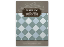 Gatsby Thank You Cards